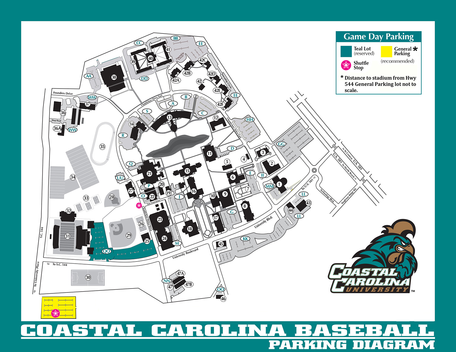 Coastal Carolina Official Athletic Site Coastal Carolina