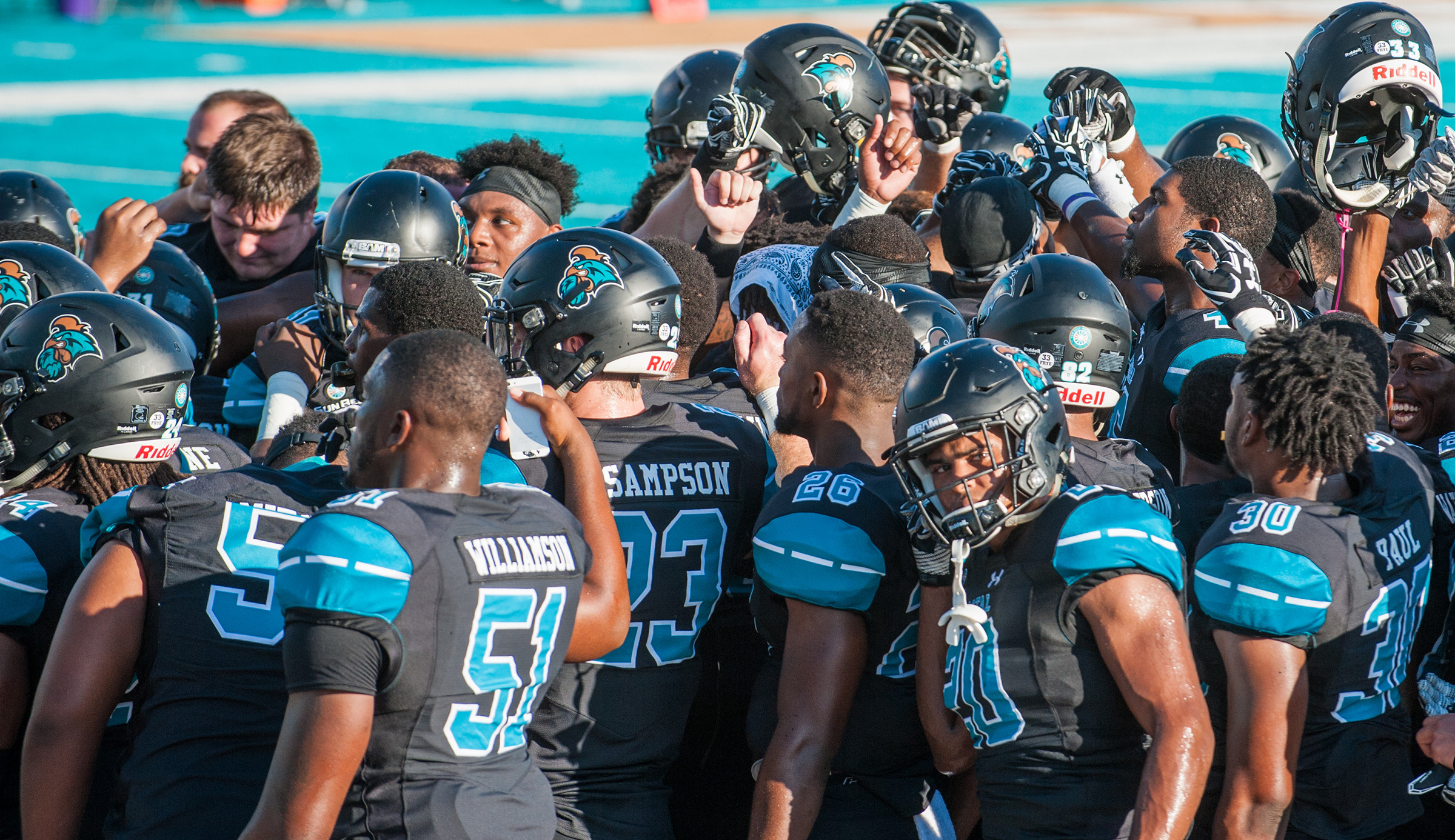 Coastal Carolina Releases 2017 Football Schedule Coastal Carolina University Athletics