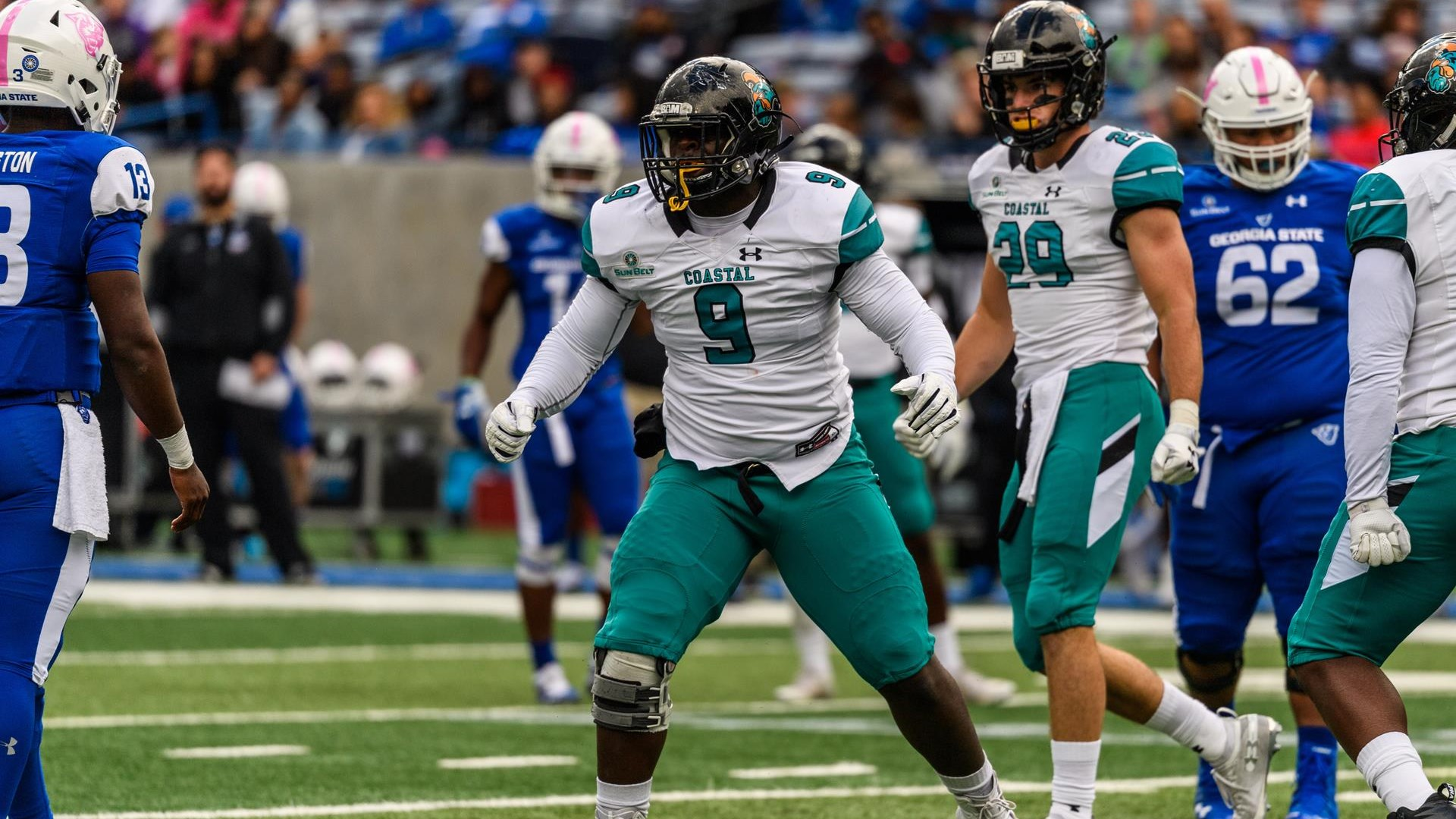 2019 Ncaa Division I College Football Team Previews Coastal Carolina Chanticleers The College Sports Journal