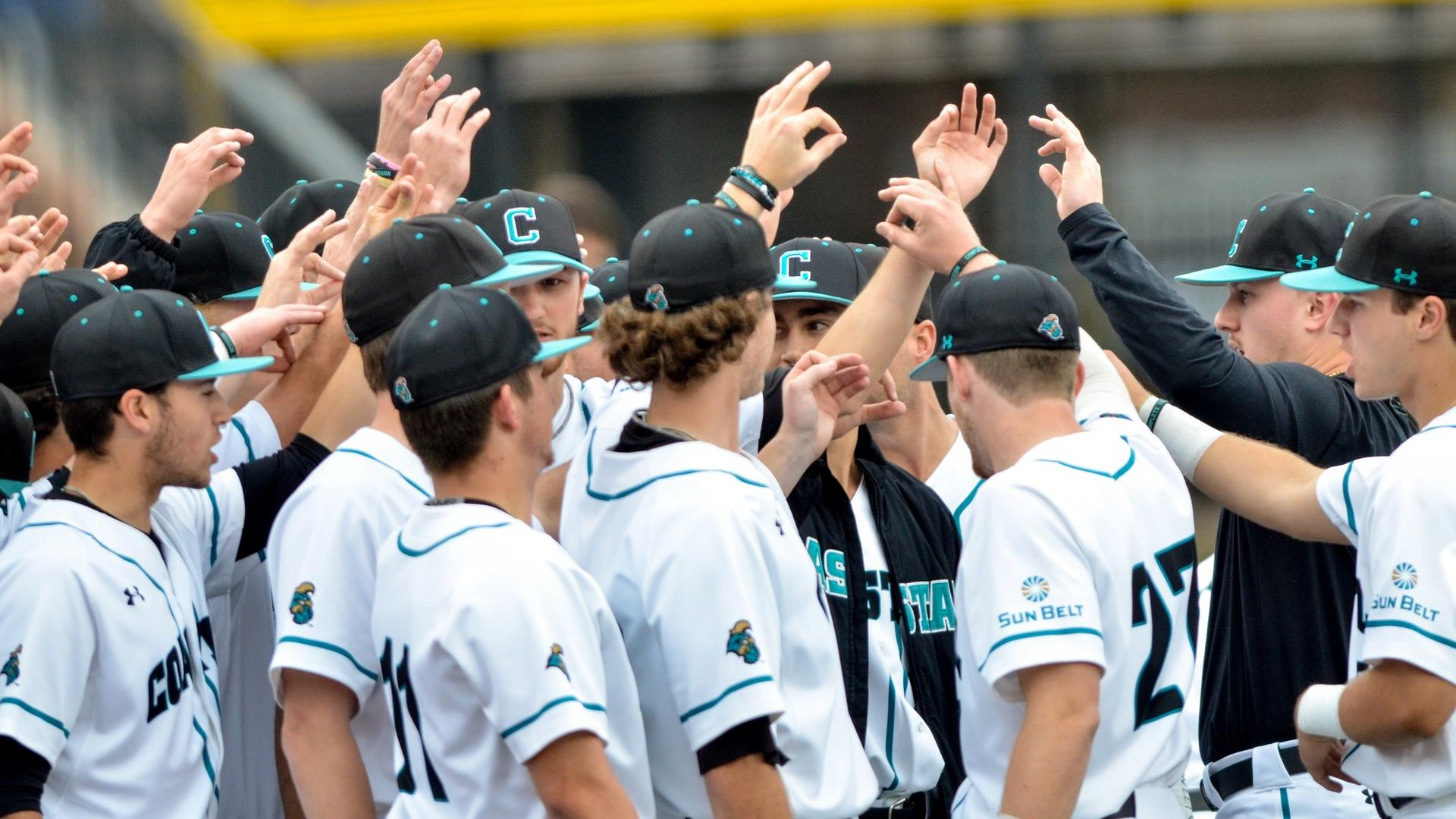 No  19 Chants Return to Action this Weekend at CCU Baseball